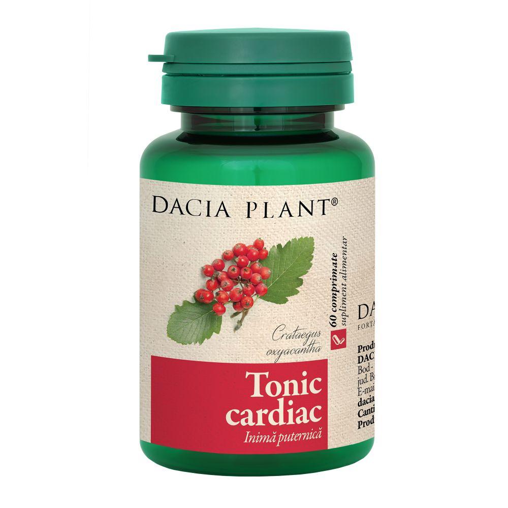 tonic cardiac dacia plant
